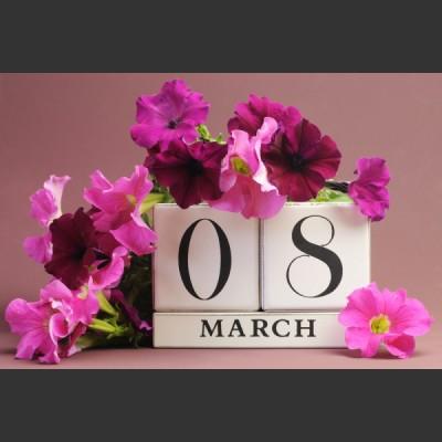 График работы на 8 марта!