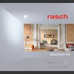 Обои для стен Rasch каталог Maximum XII