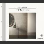 Обои для стен Grandeco каталог Tempus