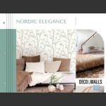 Обои для стен Grandeco каталог Nordic Elegance