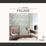 Обои для стен Grandeco каталог Facade