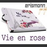 Обои для стен Erismann каталог Vie en rose