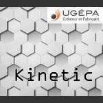Обои для стен Ugepa каталог Kinetic