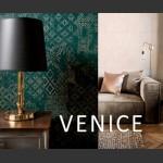 Обои для стен BN International каталог Venice