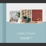 Обои для стен Grandeco каталог Jungle Fever