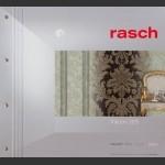 Обои для стен Rasch каталог Trianon 2015
