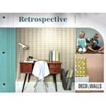 Обои для стен Grandeco каталог Retrospective