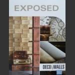 Обои для стен Grandeco каталог Exposed