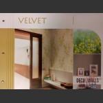Обои для стен Grandeco каталог Velvet