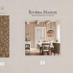 Обои для стен BN International каталог Riviera Maison