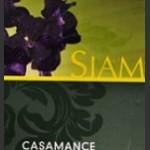 Обои для стен Casamance каталог Siam